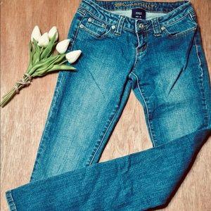 Blue Asphalt Denim Jeans